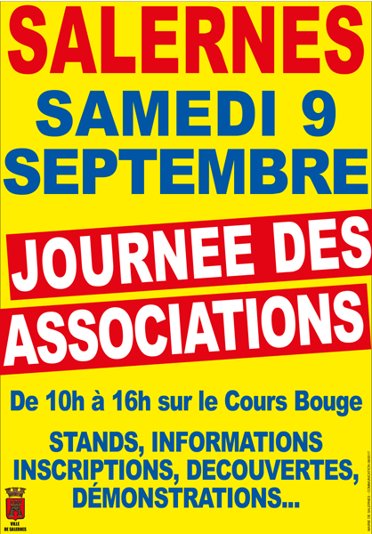 journée des associations salernes